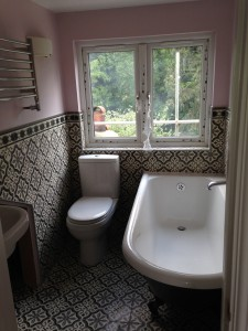 VICTORIAN 2 BATHROOM